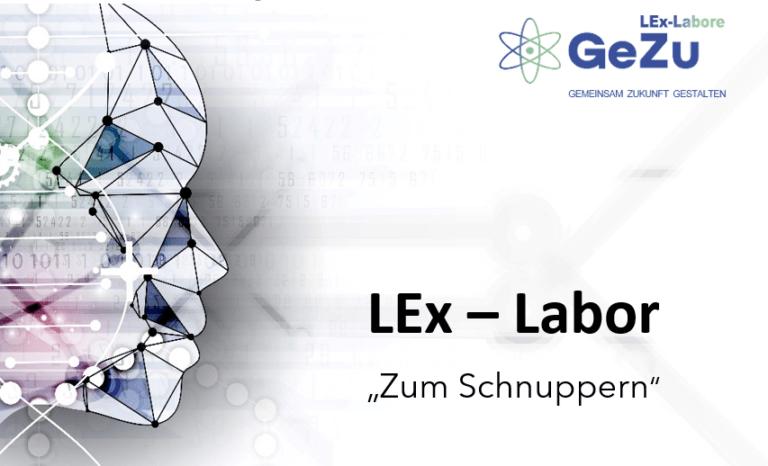 """LEx-Labor """"Zum Schnuppern"""""""